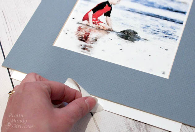 How to Mat a Picture Like a Pro | Pretty Handy Girl