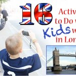16 Activities to do with Kids While in London