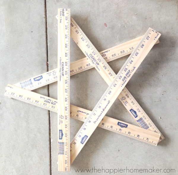 tutorial yardstick star