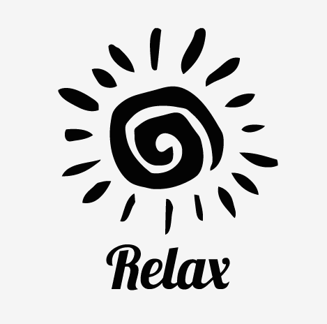 Sunshine Relax Artwork