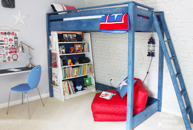 Turn A Bed Into Loft, Can You Turn A Regular Bunk Bed Into Loft