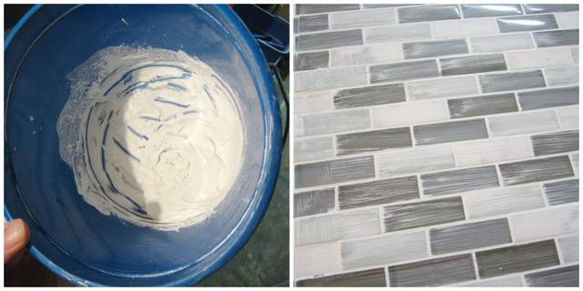 How to Use Grout