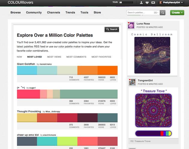 ColourLovers.com | Pretty Handy Girl