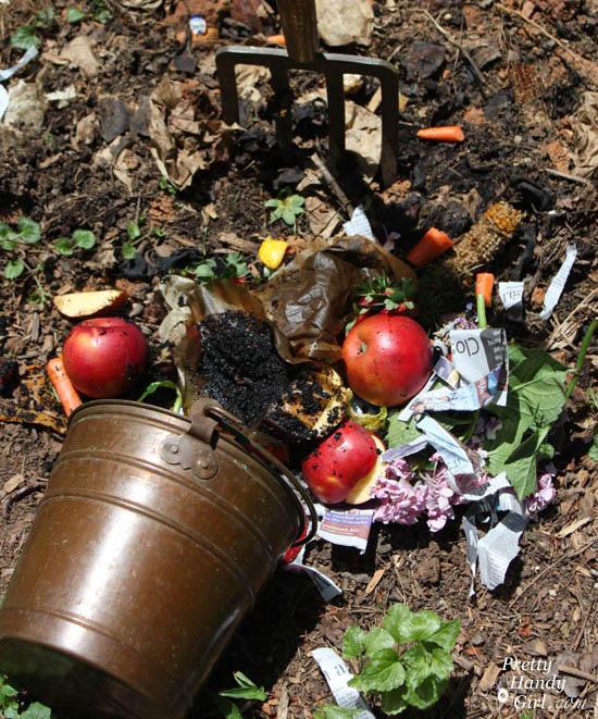 Source Extra Kitchen Scraps For Backyard Flocks: Magnificent Garden Soil