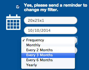 Get Reminders to Change Your Air Filters | Pretty Handy Girl