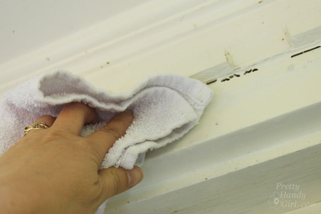 How to Caulk Cracks | Pretty Handy Girl