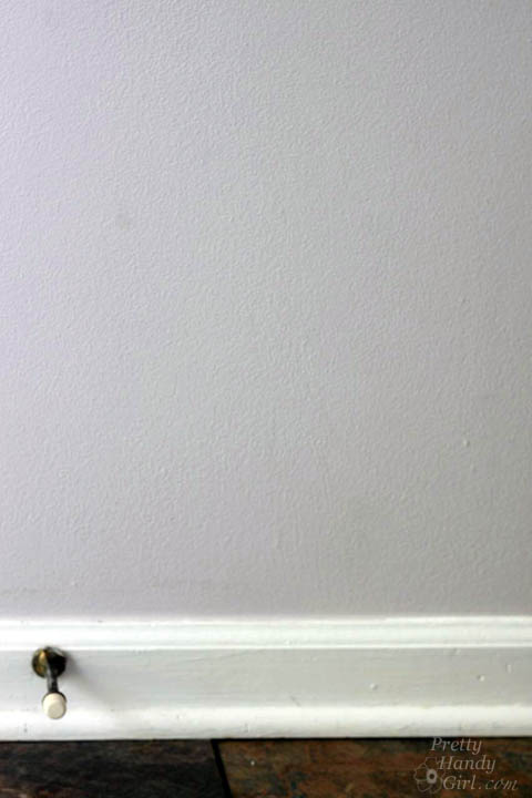 Easy Tricks to Remove Walls Scuffs | Pretty Handy Girl