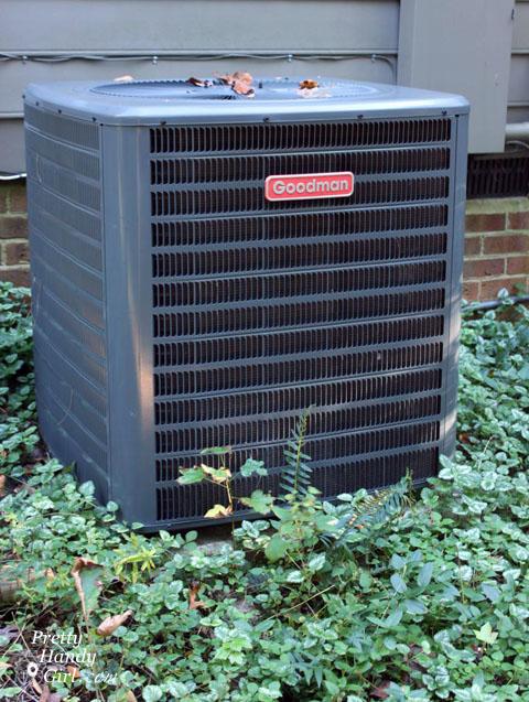 Is Your HVAC Choking? | Pretty Handy Girl