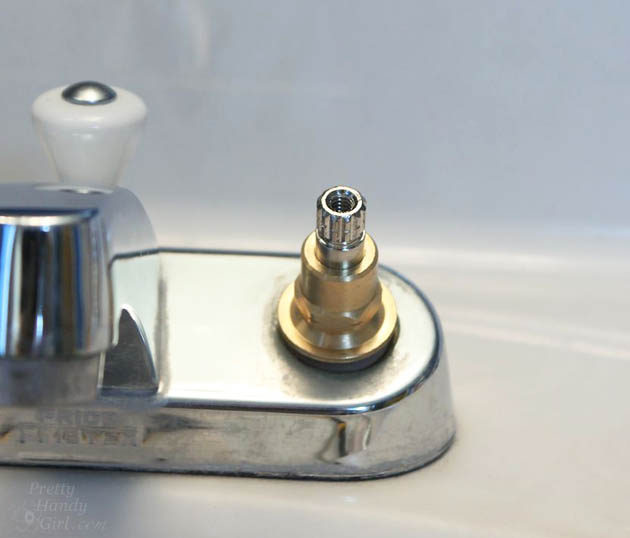 Fix a Leaky Faucet - Take 2 | Pretty Handy Girl