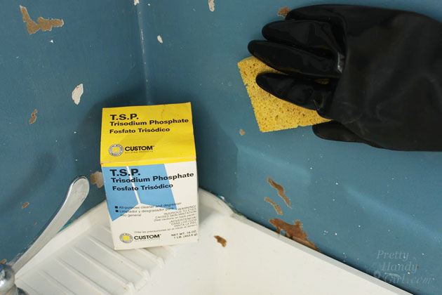 clean-wall-adhesive-with-TSP-trisodiuom-phosphate