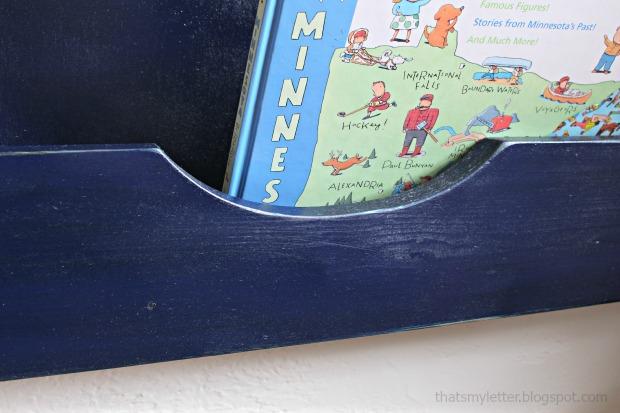 bookrack detail