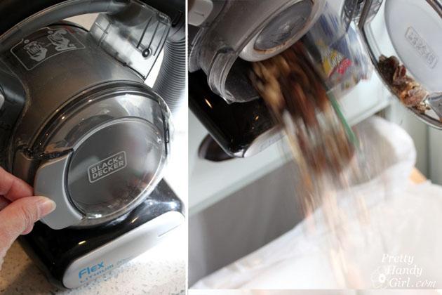 Black + Decker Flex Lithium Vacuum | Pretty Handy Girl
