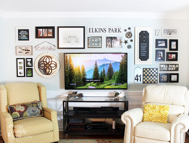 tips to create a perfect gallery wall
