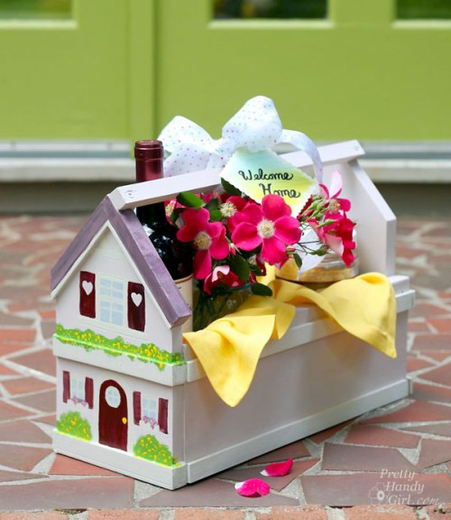 Housewarming Gift Crate | Pretty Handy Girl