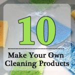 10 DIY Frugal Cleaning Products   Pretty Handy Girl