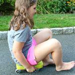 DIY Kids Scooter