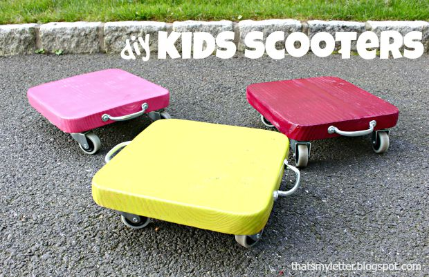 kids scooters title