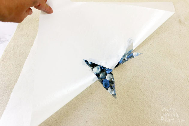 Make Your Own Finger-Printed Star Pillows | Pretty Handy Girl