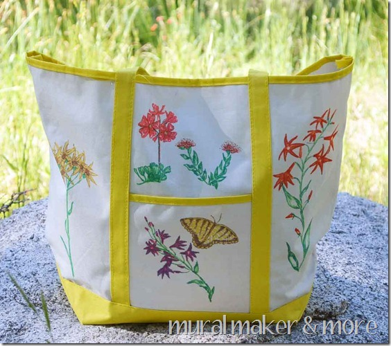 wildflower-totebag