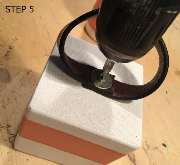 door stop step 5