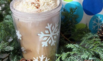 Coffee Lover's Snowflake Gift Set
