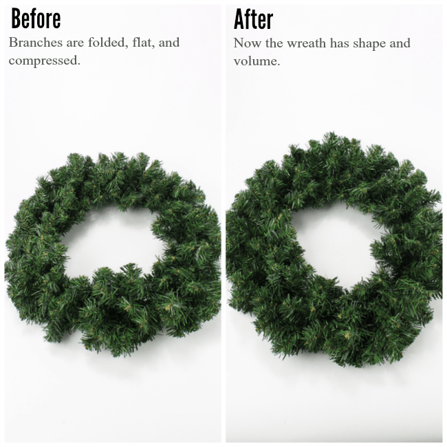 5 Steps to Beautiful Holiday Wreaths