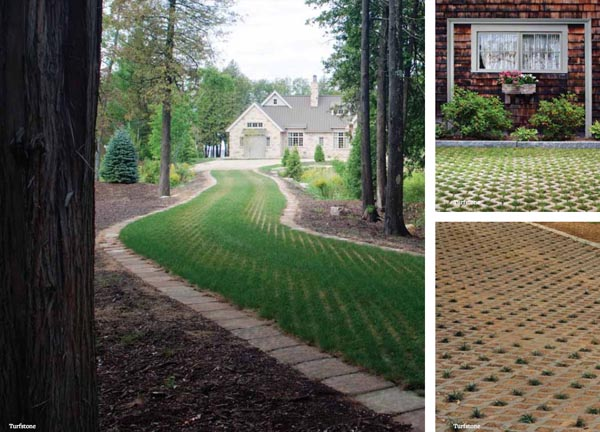 Belgard Permeable Pavers - Backyard Landscaping Plans | Pretty Handy Girl