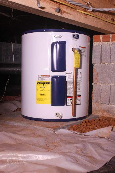 How To Make A Tank Style Water Heater More Energy