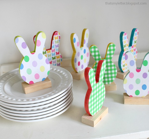 bunny place cards 1