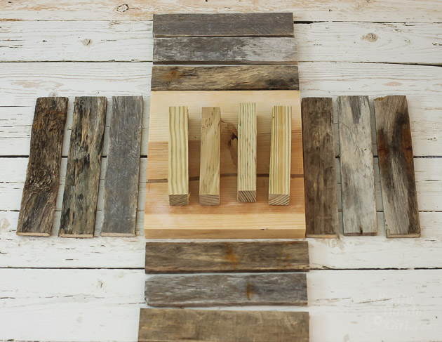 Make a Driftwood Gift Crate | Pretty Handy Girl
