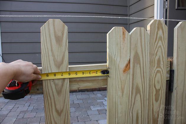 Building a Rock Solid Gate | Pretty Handy Girl