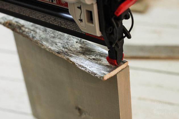 Make a Driftwood Gift Crate | Pretty Handy Girl