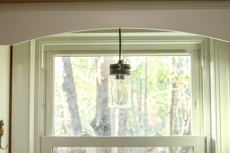 Convert a Recessed Light to Accept a Hardwire Fixture | Pretty Handy Girl