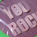 You Rock Appreciation Gift Idea | Pretty Handy Girl