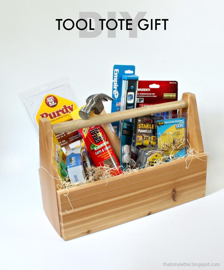 tool tote gift