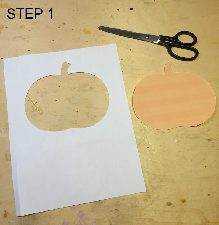framed-pumpkins-step-1