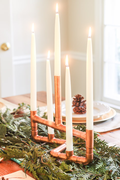 copper-pipe-centerpiece-side-view