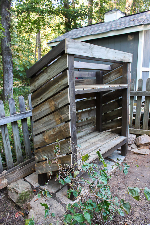 How To Build A Wood Storage Shed Pretty Handy Girl