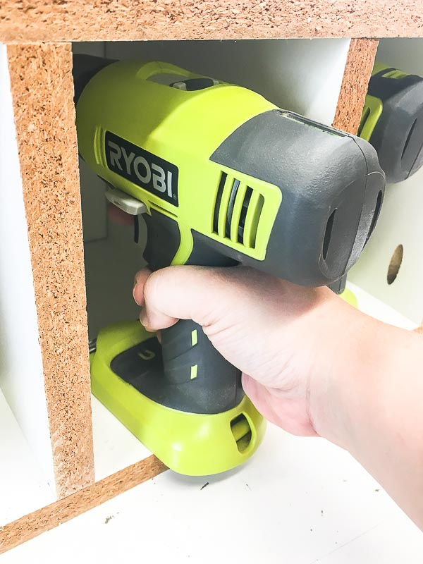 Load up your cordless drill storage box!