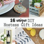 Hostess gift ideas pinterest image