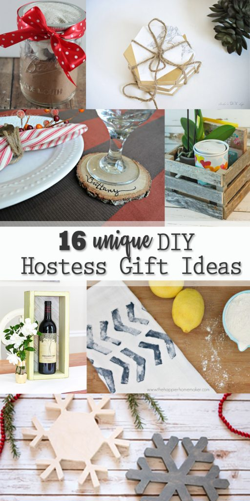 Hostess gift ideas pinterest image