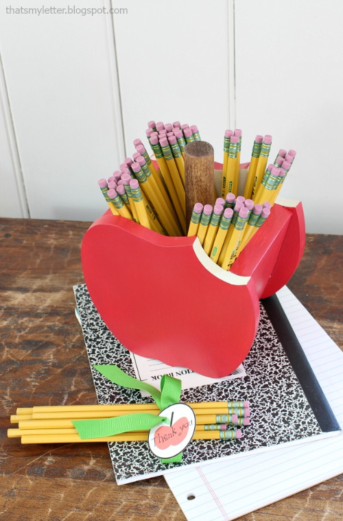 apple pencil holder