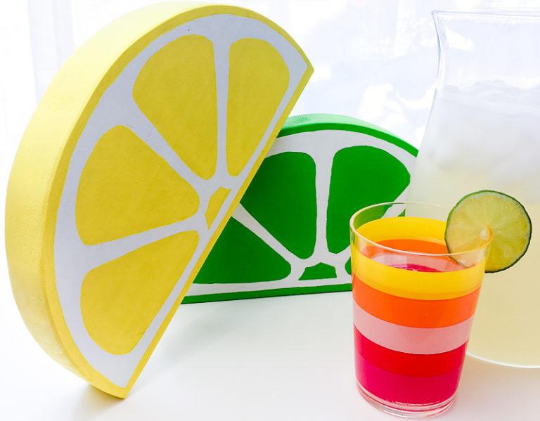 citrus-decor-with-lemonade-768x599