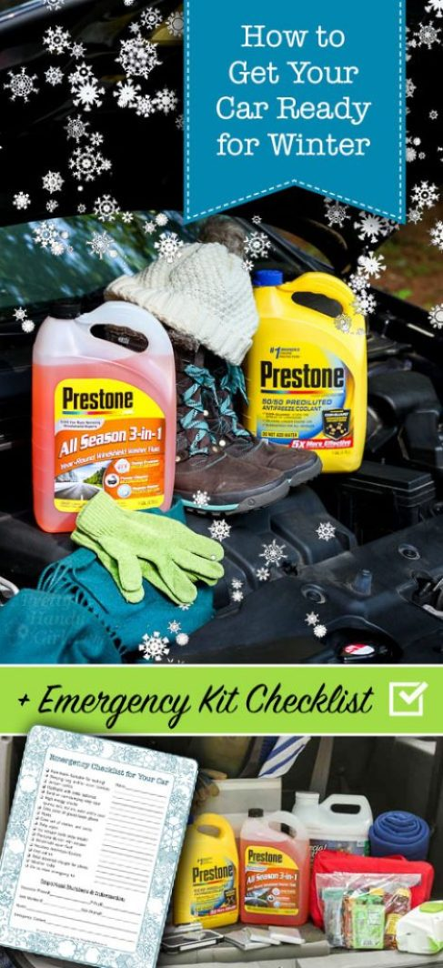 Is Your Car Winter Ready?