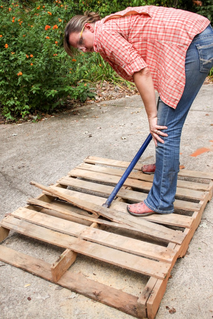 The Real Facts About Using Pallet Wood - Pretty Handy Girl