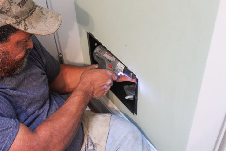 Warm Solution for Cold Rooms in Your House installation instruction