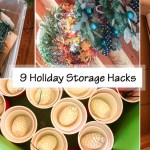 9 Holiday Storage Hacks
