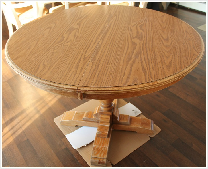 Strange How To Paint A Laminate Table Top Pretty Handy Girl Interior Design Ideas Jittwwsoteloinfo