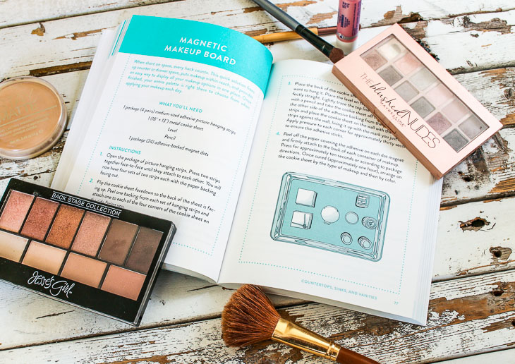 Organizational Hacks Makeup Hack