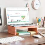 DIY Scrap Wood Laptop Stand